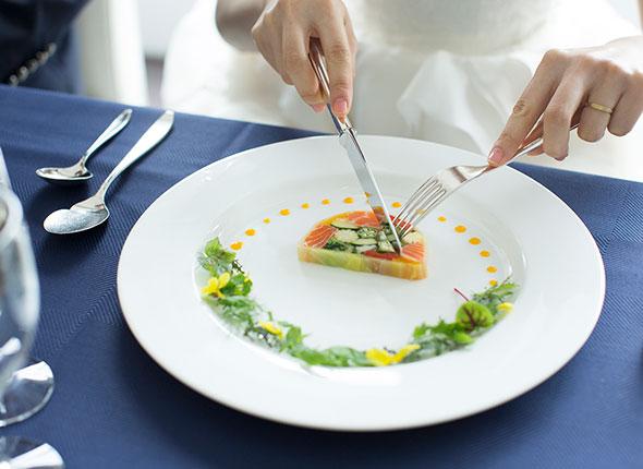 【午前来館がおすすめ】 無料フレンチ試食×模擬挙式×模擬披露宴フェア