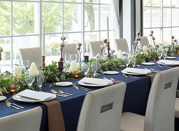 【平日限定】ステーキハウスランチチケットプレゼント チャペル体験&ガーデンウエディング相談フェア