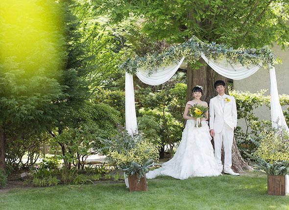 【少人数でアットホームな結婚式】 プライベートウエディングプラン
