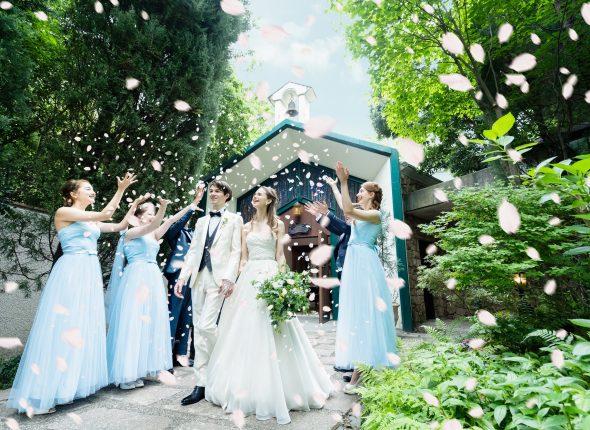 【来年冬の結婚式も】『Fleur~フルール~』9・12・1・2月限定◆ウエディングケーキ半額/30名~120名迄OK