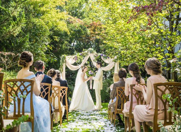 【期間限定!8月までの結婚式】8月までの結婚式なら10大特典+特別価格でお得