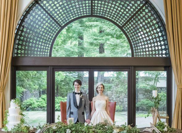 【選べる挙式】チャペル×ガーデン挙式×和婚◆選べる挙式スタイル見学フェア